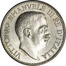 ½ Rupia - Vittorio Emanuele III – obverse