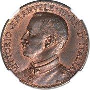 4 Bese - Vittorio Emanuele III – obverse