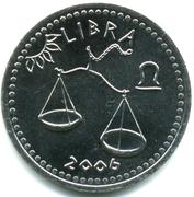 10 Shillings (Libra) – reverse