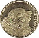 5 Shillings (Saimiri Sciureus) – reverse