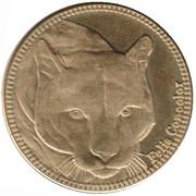 5 Shillings (Felis Concolor) – reverse