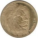 5 Shillings (Panthera Leo) – reverse