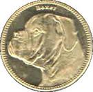 5 Shillings (Boxer) – reverse