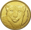 5 Shillings (Acinonyx Jubatus) – reverse