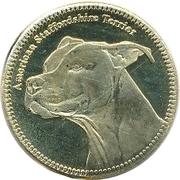 5 Shillings (American Staffordshire Terrier) – reverse