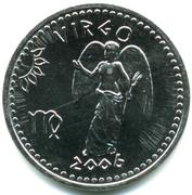 10 Shillings (Virgo) -  reverse