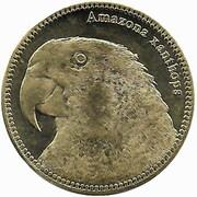 5 Shillings (Amazona Xanthops) – reverse