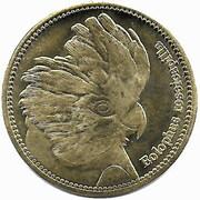 5 Shillings (Eolophus Roseicapilla) – reverse