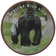 1 Shilling (Gorilla) – reverse