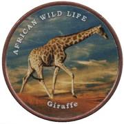1 Shilling (Giraffe) – reverse