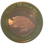 2500 Shillings (Elizabeth II 90th Anniversary -  Queen of Malawi) – reverse