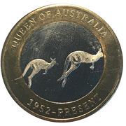 2500 Shillings (Elizabeth II 90th Anniversary -  Queen of Australia) – reverse