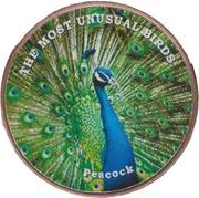 1 Shilling (Peacock) – reverse