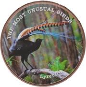 1 Shilling (Lyrebird) – reverse
