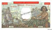 1 000 Francs – obverse