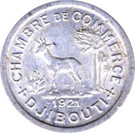 5 Centimes (Chambers of Commerce Coinage) – obverse
