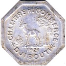 25 Centimes (Chambers of Commerce Coinage) – obverse