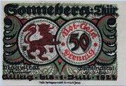 50 Pfennig (Puppetry Series - Issue B) – obverse