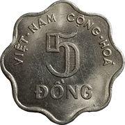 5 Đồng – obverse