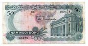 50 Đồng – obverse