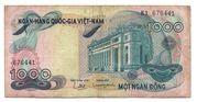 1000  Đồng – obverse
