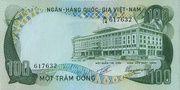 100 Đồng – obverse