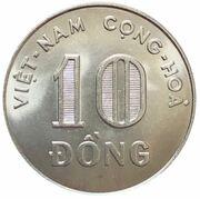 10 Đồng – obverse