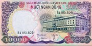 10000 Đồng – obverse