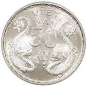 50 Xu - Bảo Đại – reverse