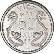 50 Xu - Bảo Đại (Essai) – reverse