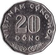 20 Đồng – reverse