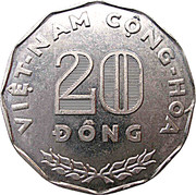 20 Đồng (FAO) – reverse