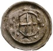 Denár - Imre (1196-1204) – reverse