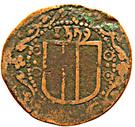 1 Oord - Felipe II – obverse