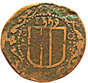 1 Oord - Filips II – obverse