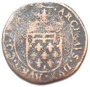 Oord - Felipe IV – reverse
