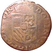1 Oord - Felipe II (Maastricht) – reverse
