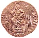 1 Oord - Felipe II – reverse