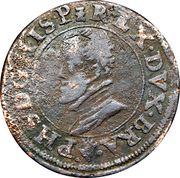 1 Statenoord - Felipe II – obverse