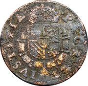 1 Statenoord - Felipe II – reverse