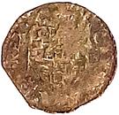 1 Duit - Carlos II (Roermond) – obverse