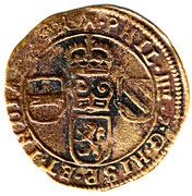 1 Liard - Philip IV -  obverse