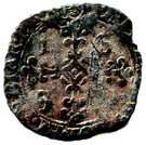 ½ Patard - Felipe IV – obverse