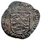 ½ Patard - Felipe IV – reverse