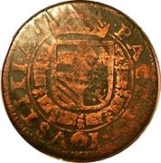 1 Oord - Filips II – reverse