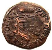 1 Statenduit - Felipe II – obverse