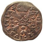 1 Statenduit - Felipe II – reverse
