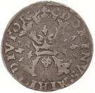 1/10 Philipsdaalder - Felipe II – reverse