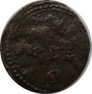 1 Duit - Felipe IV (Roermond) – reverse