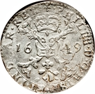 1 Patagon - Felipe IV – obverse